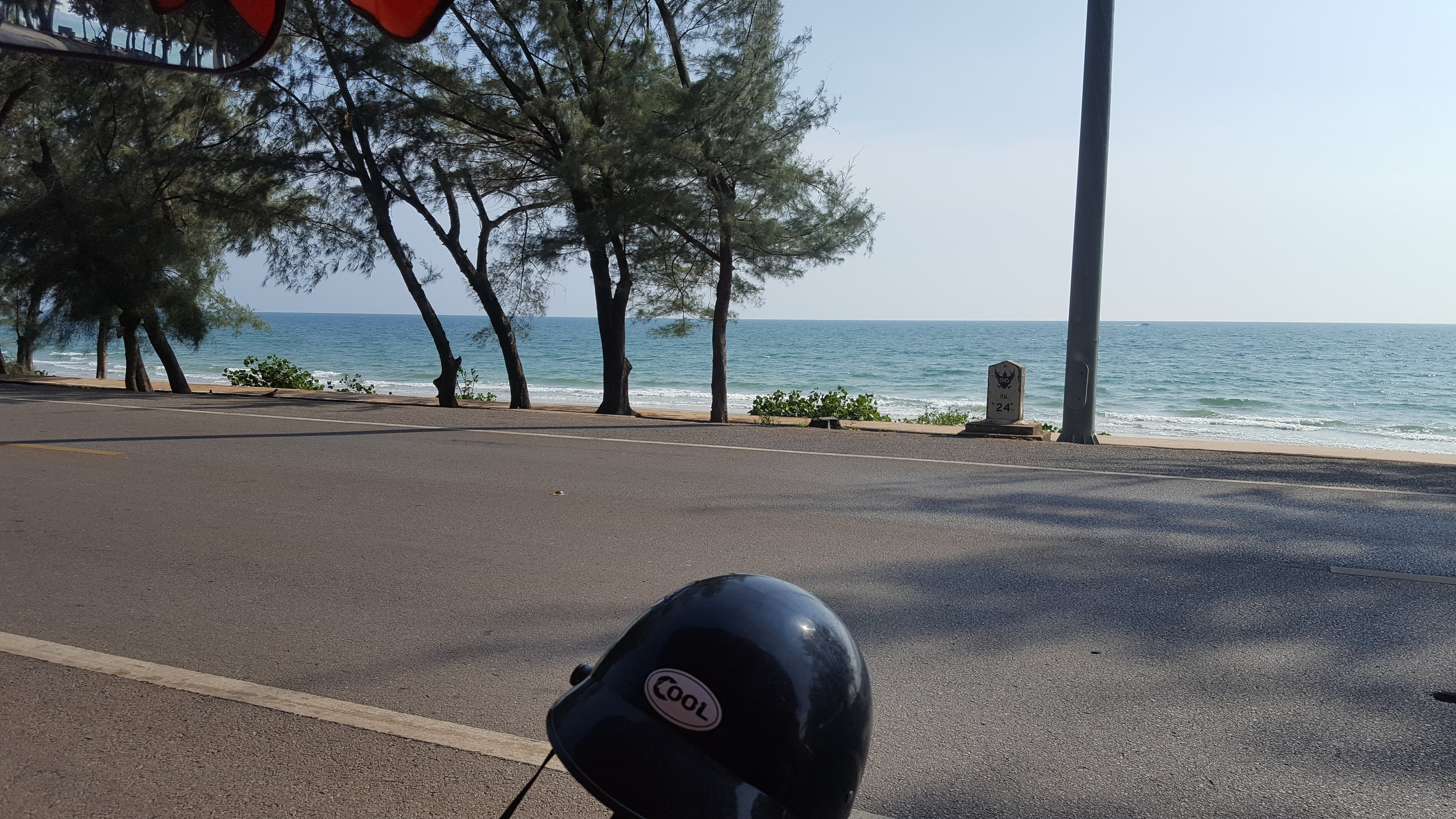 Mae Phim beachroad