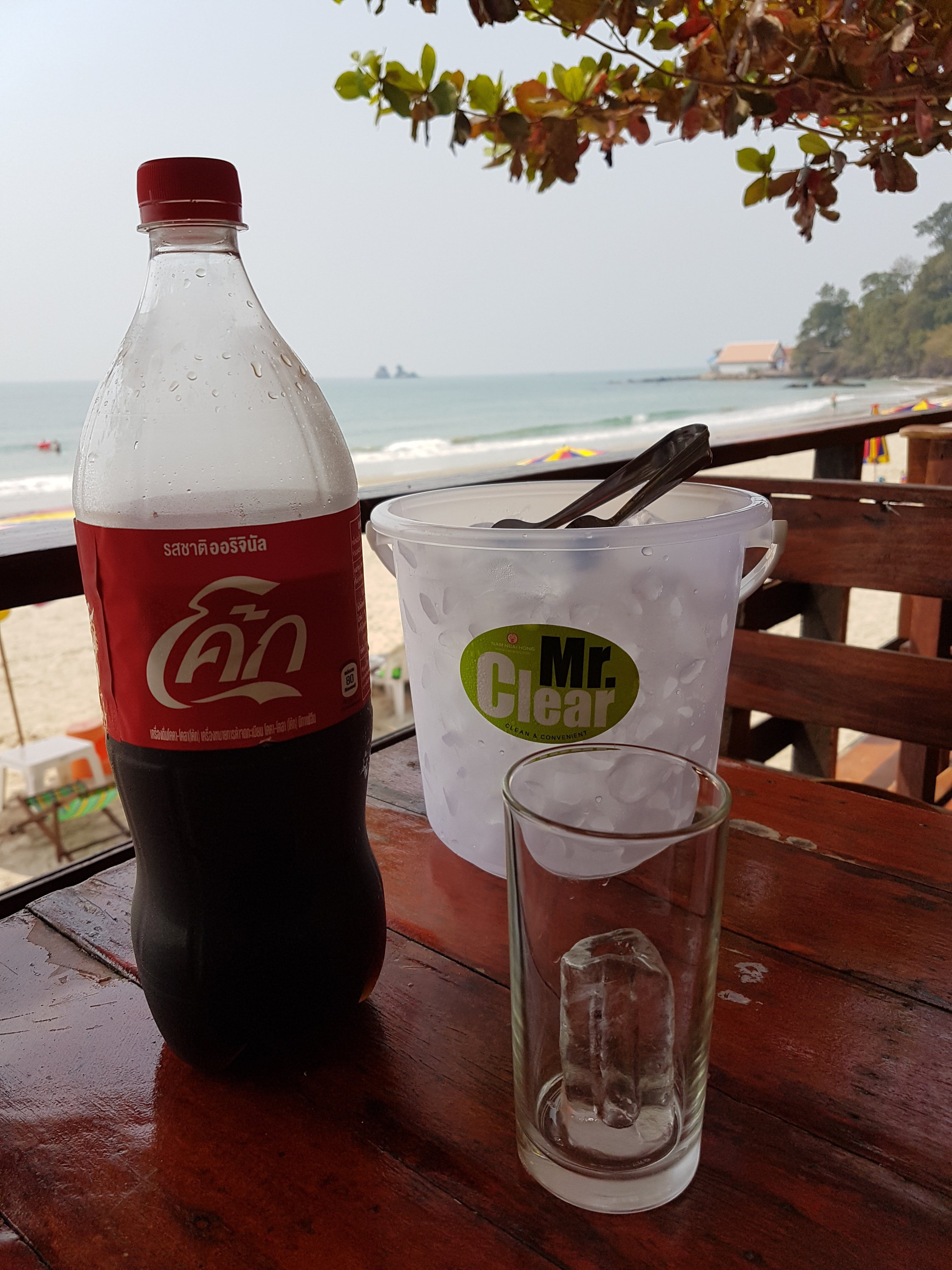 Coca-Cola med is
