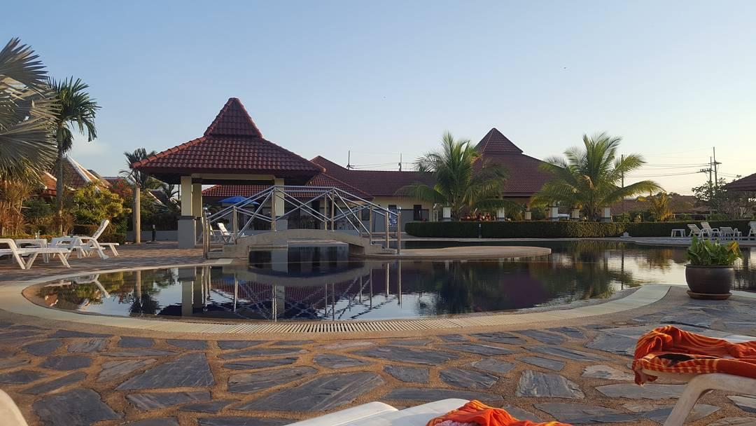 Öde poolområde