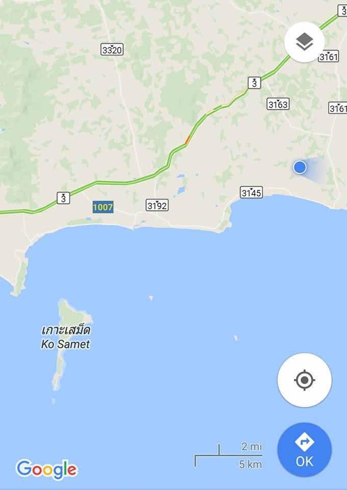 Karta över Laem Mae Phim